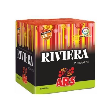 Riviera 25 disparos