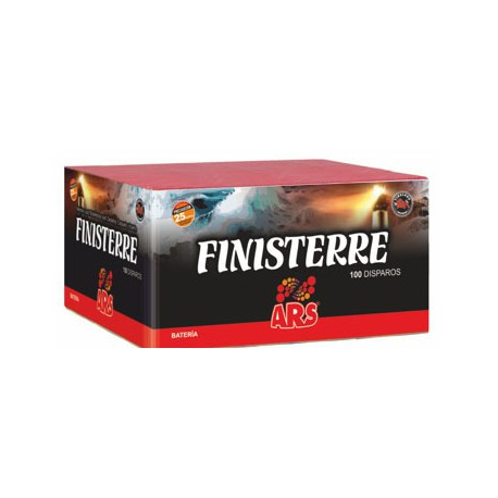 Finisterre 100 disparos