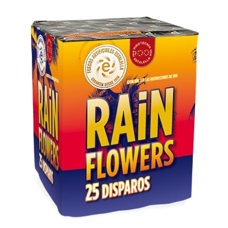 Bateria Rain Flowers